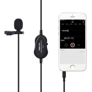 YELANGU YLG9926B MY2 Mini Lavalier Microphone for Mobile Phones / Tablets /  Digital Cameras (Black)
