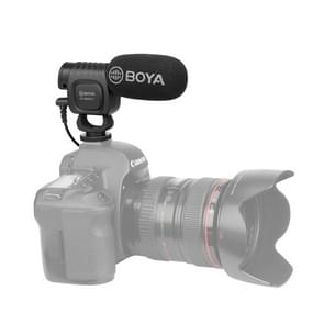 BOYA Portable Mini Condenser Live Show Video Recording Microphone for DSLR / Smart Phones