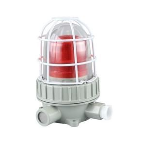 BBJ 220V explosieveilige geluids verlichting alarm LED flitser waarschuwing apparaat