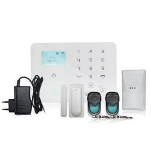 SL-G24 Home Anti-diefstal systeem GSM mobiele telefoonkaart alarm Kit