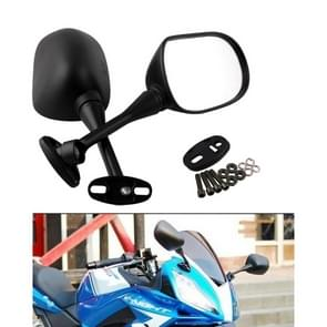 MB-MR014-BK Modified Motorcycle Rearview Reflective Mirror Rearview Side Mirrors for Honda
