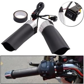 CS-043A1 Motorcycle Modified Electric Heating Hand Cover Heated Grip Handlebar