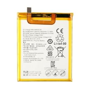 3450mAh Li-Polymer Battery HB416683ECW for Huawei Nexus 6 / H1511 / H151