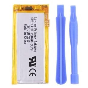 3.7V 230mAh Rechargeable Replacement Li-polymer Battery for iPod nano 4