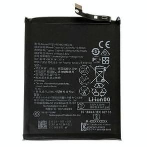 3320mAh Li-Polymer Battery HB396285ECW for Huawei P20 / Honor 10 / COL-AL00 / AL10 / TL00 / TL10