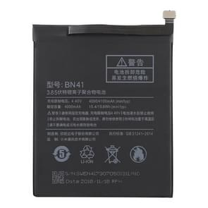 4000mAh Li-Polymer Battery BN41 for Xiaomi Redmi Note 4 / Note 4X