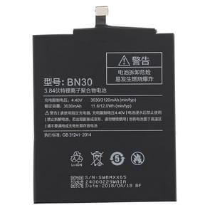 3030mAh Li-Polymer Battery BN30 for Xiaomi Redmi 4A
