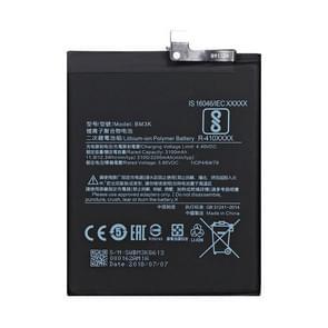 BM3K 3100mAh Li-Polymer batterij voor Xiaomi mi mix 3