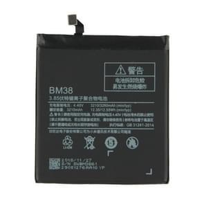 BM38 3210mAh Li-polymeer batterij voor Xiaomi mi 4s