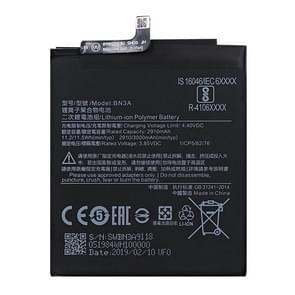 BN3A 2910mAh Li-polymeer batterij voor Xiaomi mi Play/Redmi go