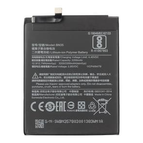 BN35 3200mAh Li-Polymer Battery for Xiaomi Redmi 5