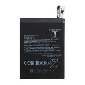 BN48 3900mAh Li-polymeer batterij voor Xiaomi Redmi Note 6 Pro