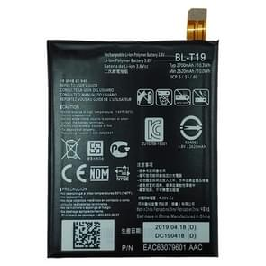 BL-T19 Li-ion polymeer batterij voor LG Nexus 5X H791 H798 H790