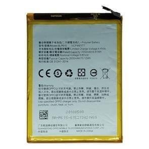 BLP601 Li-polymeer batterij voor OPPO A37