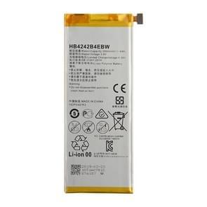 Batterijen voor Huawei  HB4242B4EBW Li-Ion Polymer batterij voor Huawei Honor 6/Honor 4X
