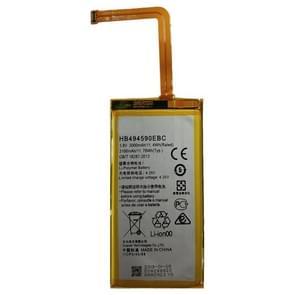 HB494590EBC Li-ion polymeer batterij voor Huawei Honor 7/G628