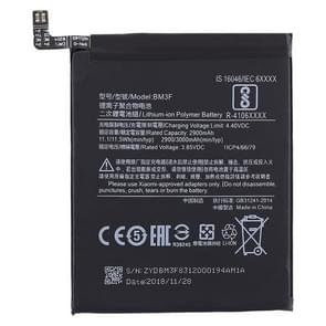 2900mAh Li-Polymer Battery BM3F for Xiaomi Mi 8