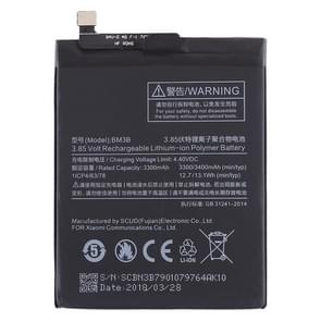 3300mAh Li-Polymer Battery BM3B for Xiaomi Mi Mix / Mix 2S