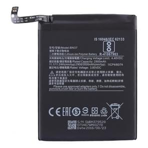 2900mAh Li-Polymer Battery BN37 for Xiaomi Redmi 6 / 6A