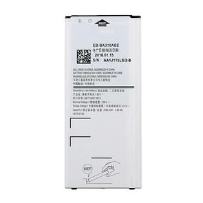 2300mAh Rechargeable Li-ion Battery EB-BA310ABE for Galaxy A3 (2016), A310F, A310F/DS, A310M, A310M/DS, A310Y
