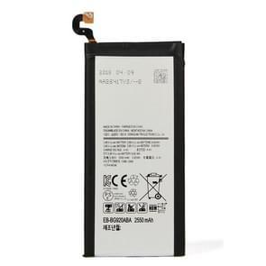 2550mAh lithium-polymeer batterij EB-BG920ABE voor de Samsung Galaxy S6 / G9200 / G9208 / G9209 / G920F / G920I / G920 / G920A / G920V / G920T / G920P