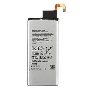 2600mAh Li-polymeer batterij EB-BG925ABA voor Samsung Galaxy S6 edge / G925K / G925S / G925FQ / G925F / G925L / G925V / G925A