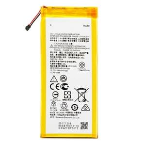 2810mAh Li-Polymer Battery HG30 for Motorola Moto G5S Plus Dual / XT1805