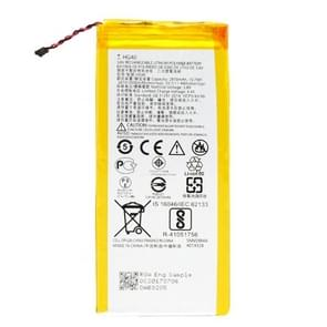 2810mAh Li-Polymer Battery HG40 for Motorola Moto G5 Plus / XT1685