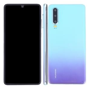 Black Screen Non-Working Fake Dummy Display Model for Huawei P30 (Blue)