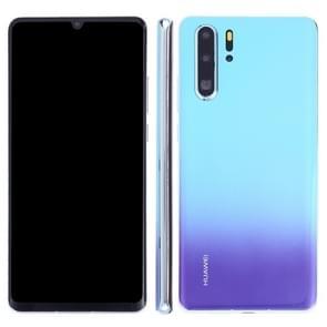 Zwart scherm niet-werkende Fake Dummy Display Model voor Huawei P30 Pro (Blauw)