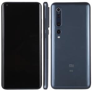 Zwart scherm niet-werkende Nep Dummy Display Model voor Xiaomi Mi 10 5G (Titanium Zilver zwart)