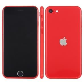Zwart scherm niet-werkende Fake Dummy Display Model voor iPhone SE 2 (Rood)