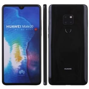 Color Screen Non-Working Fake Dummy Display Model for Huawei Mate 20(Black)