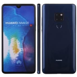 Color Screen Non-Working Fake Dummy Display Model for Huawei Mate 20(Blue)
