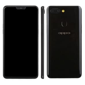 Dark Screen Non-Working Fake Dummy Display Model for OPPO R15 Pro (Black)