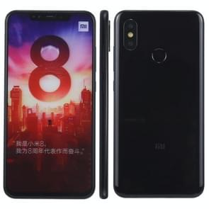 Color Screen Non-Working Fake Dummy Display Model for Xiaomi Mi 8(Black)