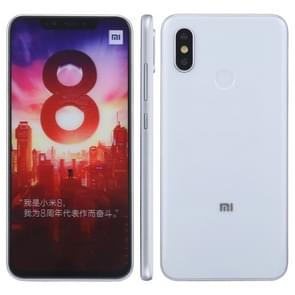 Color Screen Non-Working Fake Dummy Display Model for Xiaomi Mi 8(White)