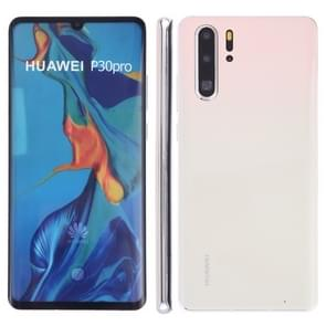 Color Screen Non-Working Fake Dummy Display Model for Huawei P30 Pro(White)