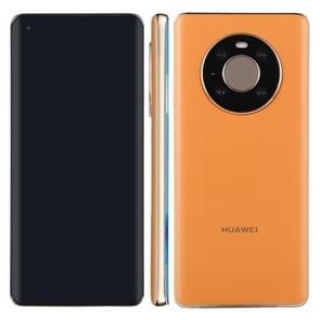 Black Screen Niet-werkend Fake Dummy Display Model voor Huawei Mate 40 5G (Oranje)