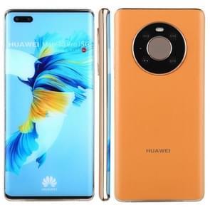 Kleurenscherm niet-werkend nep dummy-displaymodel voor Huawei Mate 40 Pro 5G(Oranje)