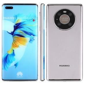 Kleurenscherm niet-werkend nep dummy-displaymodel voor Huawei Mate 40 Pro 5G(Zilver)