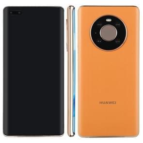 Zwart scherm niet-werkend nep dummy-displaymodel voor Huawei Mate 40 Pro 5G(Oranje)