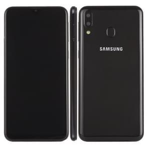 Zwart scherm niet-werkende nep dummy display model voor Galaxy M20 (zwart)