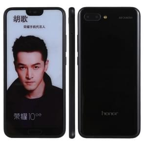 For Huawei Honor 10 Color Screen Non-Working Fake Dummy Display Model(Black)