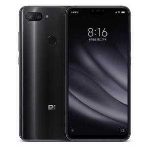 Xiaomi Mi 8 Lite, 4GB+64GB, Global Official Version, Dual AI Rear Cameras, Fingerprint Identification, 6.26 inch Notch Screen MIUI 10 Qualcomm Snapdragon 660 AIE Octa Core up to 2.2GHz, Network: 4G, Dual SIM(Grey)