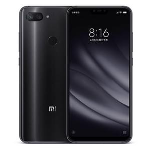 Xiaomi Mi 8 Lite, 6GB+128GB, Global Official Version, Dual AI Rear Cameras, Fingerprint Identification, 6.26 inch Notch Screen MIUI 10 Qualcomm Snapdragon 660 AIE Octa Core up to 2.2GHz, Network: 4G, Dual SIM(Grey)