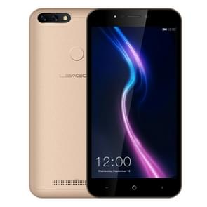LEAGOO POWER 2 Pro, 2GB+16GB, Dual Back Cameras, 4000mAh Battery, Face ID & Fingerprint Identification, 5.2 inch Android 8.1 MTK6739V/WA Quad Core, Network: 4G, Dual SIM(Gold)