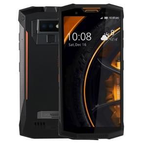 DOOGEE S80 Rugged Phone, 6GB+64GB, Walkie Talkie Function, IP68/IP69K Waterproof Dustproof Shockproof, MIL-STD-810G, 10080mAh Battery, Dual Back Cameras, Fingerprint Identification, 5.99 inch Android 8.1 MTK6763T Octa Core up to 2.5GHz, Network: 4G(Orange