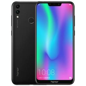 Huawei Honor 8C, Dual 4G, 4GB+32GB,China Version, Dual AI Back Cameras, 4000mAh Battery, Face ID & Fingerprint Identification, 6.26 inch EMUI 8.2 (Android 8.1)  Qualcomm Snapdragon 632 Octa Core, 4 x Kryo Gold 1.8GHz + 4 x Kryo Silver 1.8GHz, Network: 4G(