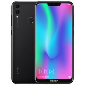 Huawei Honor 8C, Dual 4G, 4GB+64GB,China Version, Dual AI Back Cameras, 4000mAh Battery, Face ID & Fingerprint Identification, 6.26 inch EMUI 8.2 (Android 8.1)  Qualcomm Snapdragon 632 Octa Core, 4 x Kryo Gold 1.8GHz + 4 x Kryo Silver 1.8GHz, Network: 4G